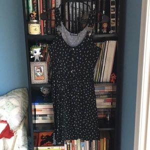 Music Note Dress